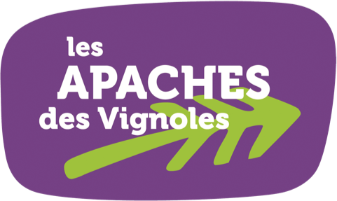Les Apaches Des Vignoles Crèche parentale - Logo